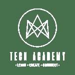 Tech Academy White transparent